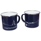 Emaille Tasse Jungscharmoment